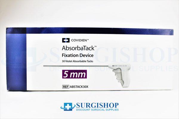 Covidien AbsorbaTack Fixation Laparoscopic Hernia (30) Absorbable Tacks 5.0mm