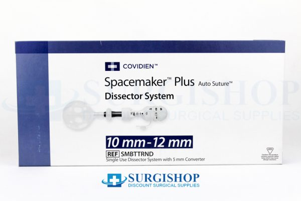 Covidien Spacemaker Plus BTT Round Balloon Dissector 10.0mm x 12.0mm