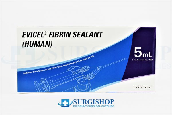Ethicon Evicel Fibrin Sealant (Human) 5.0 ML Applicator Only