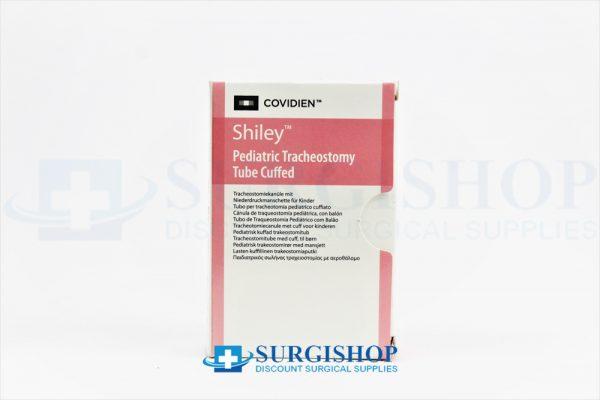 Covidien Shiley Cuffed Pediatric Tracheostomy Tube 5.0mm