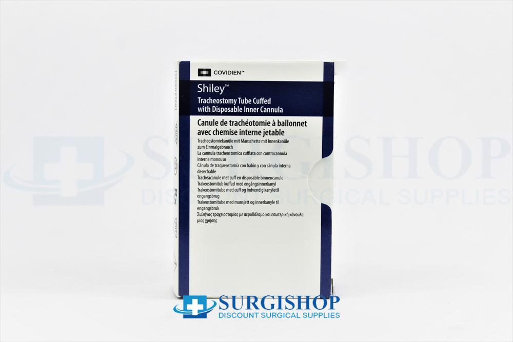 Covidien Shiley Cuffed Tracheostomy Tube Inner Cannula 6.4mm