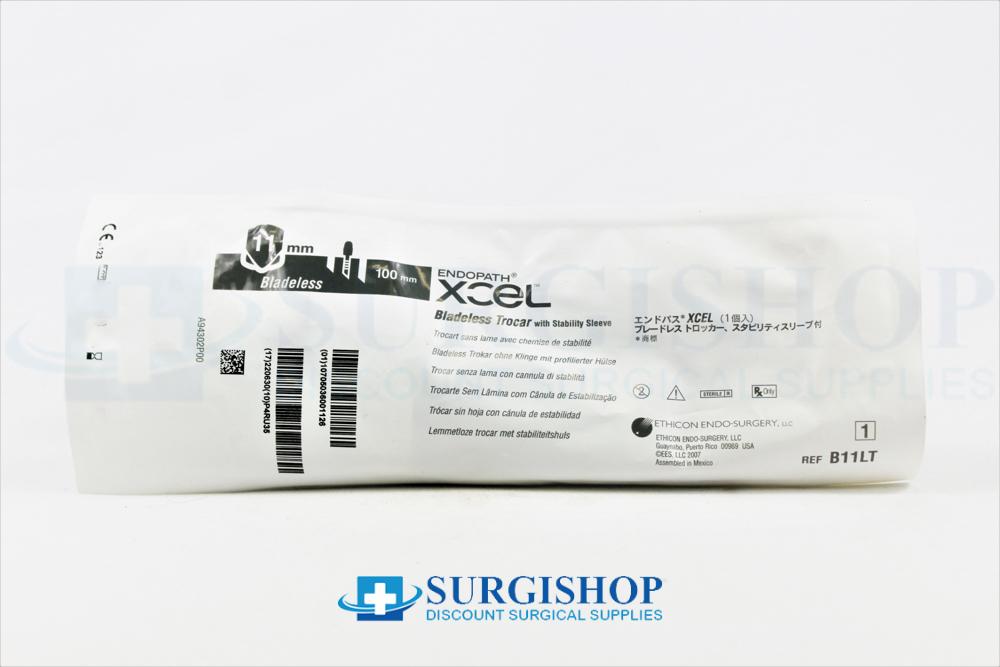 Ethicon Endopath XCEL Bladeless Trocar Stability Sleeve 11.0mm x 100.0mm