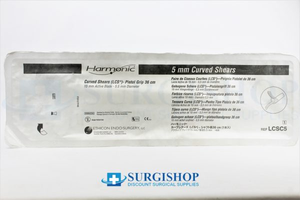 Ethicon Harmonic Curved Shears
