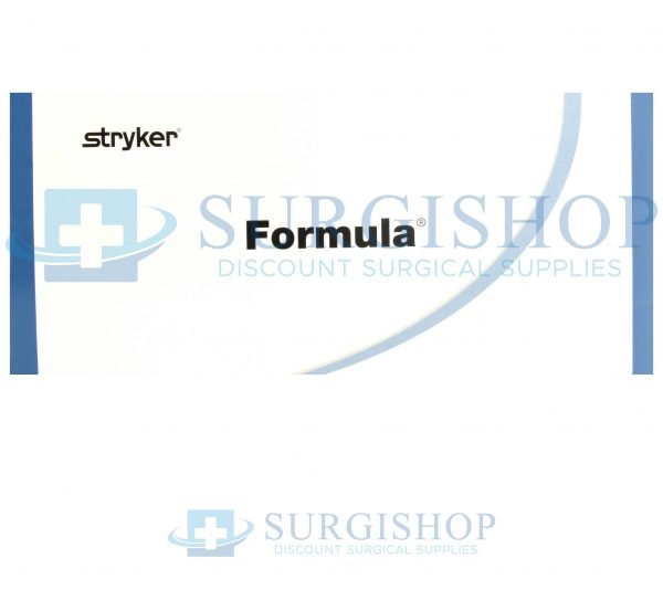 0375-941-000 – Stryker Formula Bur: 6 Flute Barrel Bur 4.0mm Box of 5