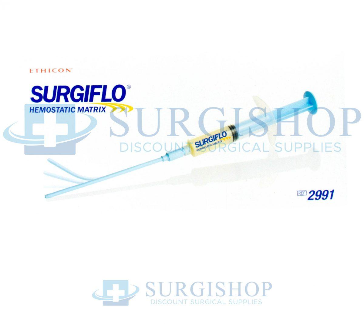 Ethicon Surgiflo Hemostatic Matrix 8.0 ML