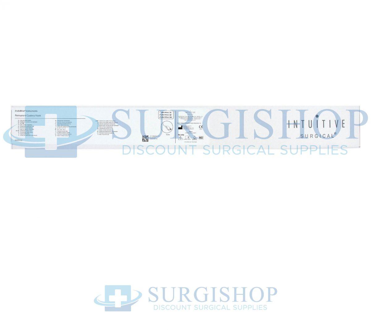 Intuitive Surgical Da Vinci X/xi 8mm Permanent Cautery Hook