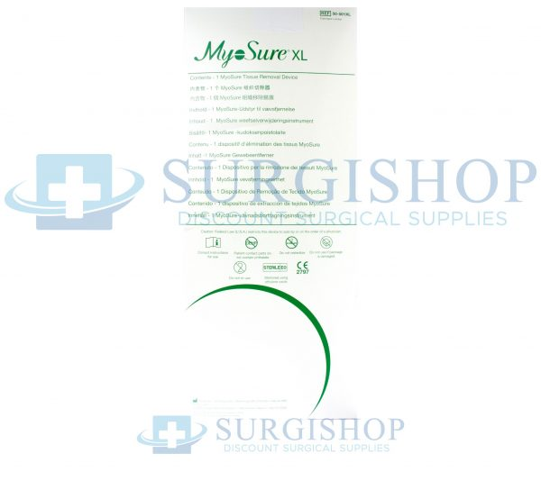 50-501XL – Hologic Myosure XL TIssue Removal Device Each