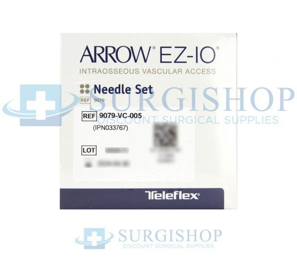 9079-VC-005 – Arrow EZ-IO Needle Set 45mm x 15G Box of 5