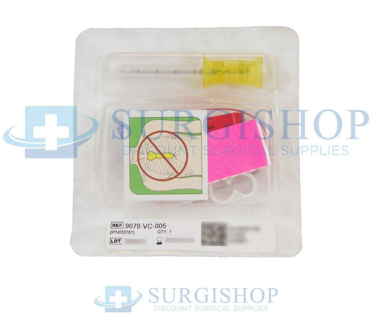 9079-VC-005 – Arrow EZ-IO Needle Set 45mm x 15G Each