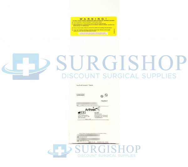 Arthrex SureFire Scorpion Needle