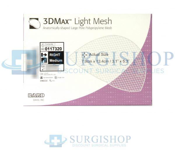 Bard 3D Max Light Mesh: Medium