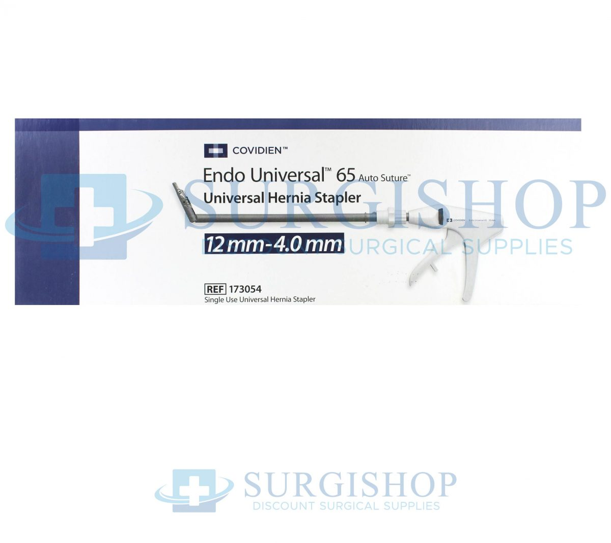 Covidien Endo Universal 65 Universal Hernia Stapler 12.0mm x 4.0mm