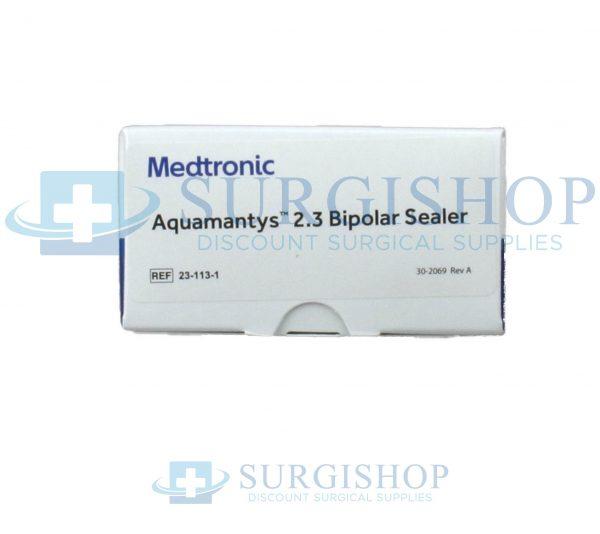 Medtronic Salient Surgical AquaMantys 2.3 Bipolar Sealer