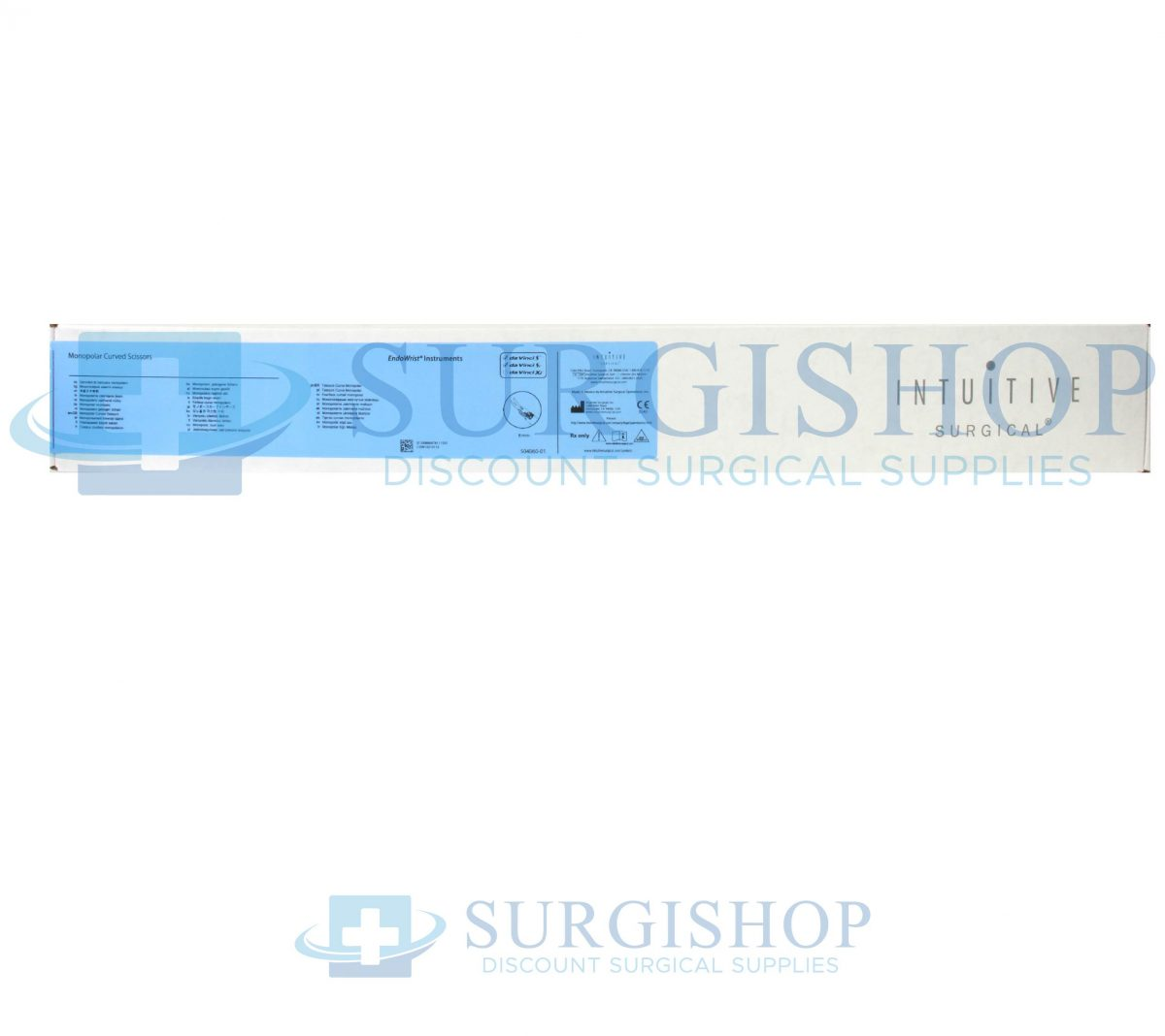 Intuitive Surgical Hot Shears Monopolar Curved Scissors