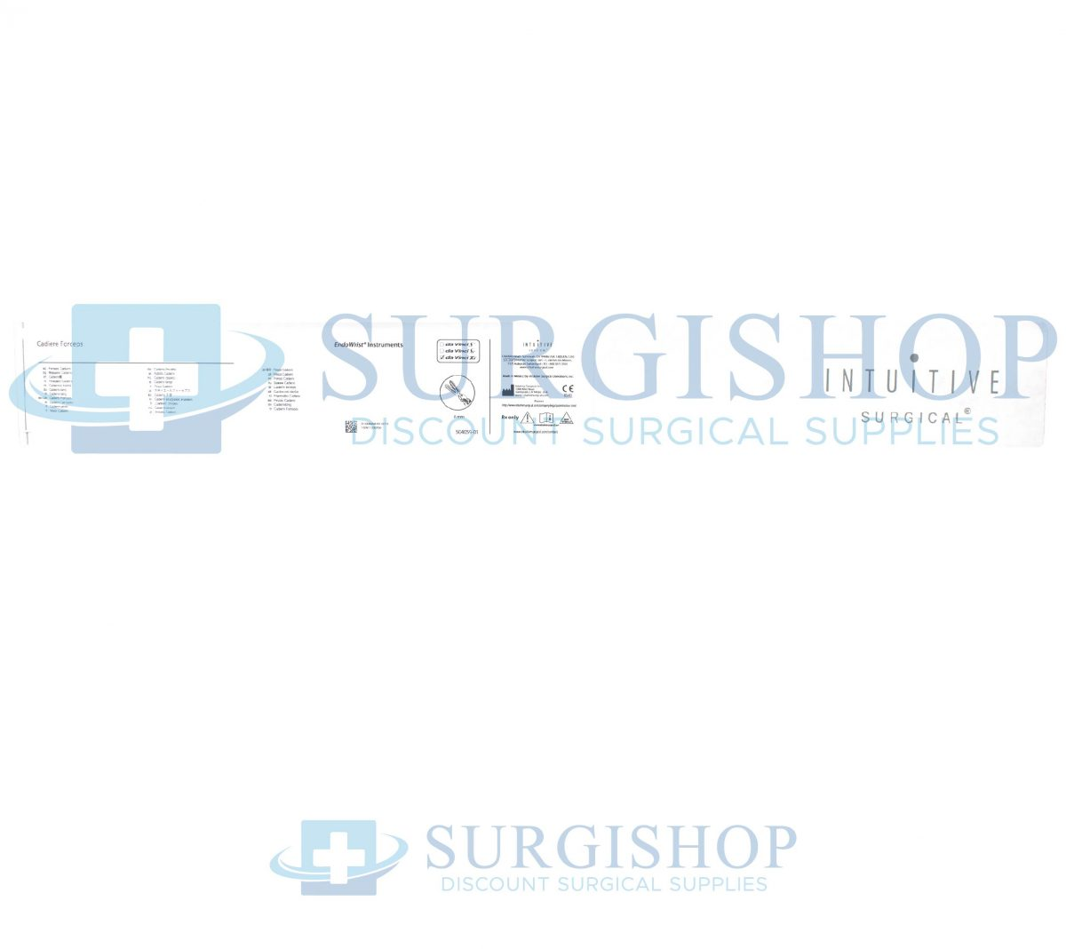 Intuitive Surgical da Vinci Xi Small Graptor (Grasping Retractor) 10 Uses