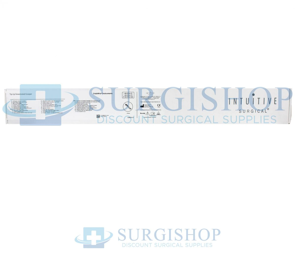 Intuitive Surgical Da Vinci X/xi 8mm Tip-up Fenestrated Grasper