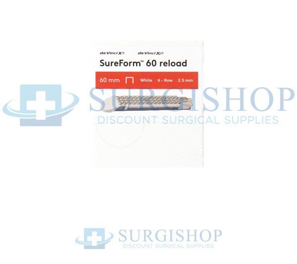 Intuitive Surgical Da Vinci XI EndoWrist Stapler Reload 60.0mm (White)