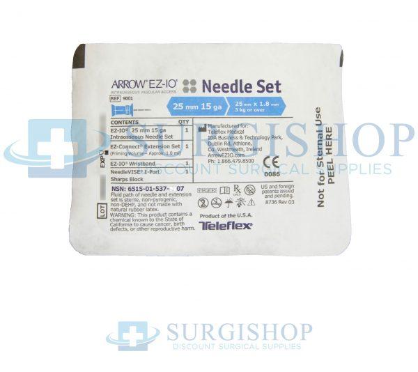 Arrow EZ-IO Needle Set 25mm x 15G