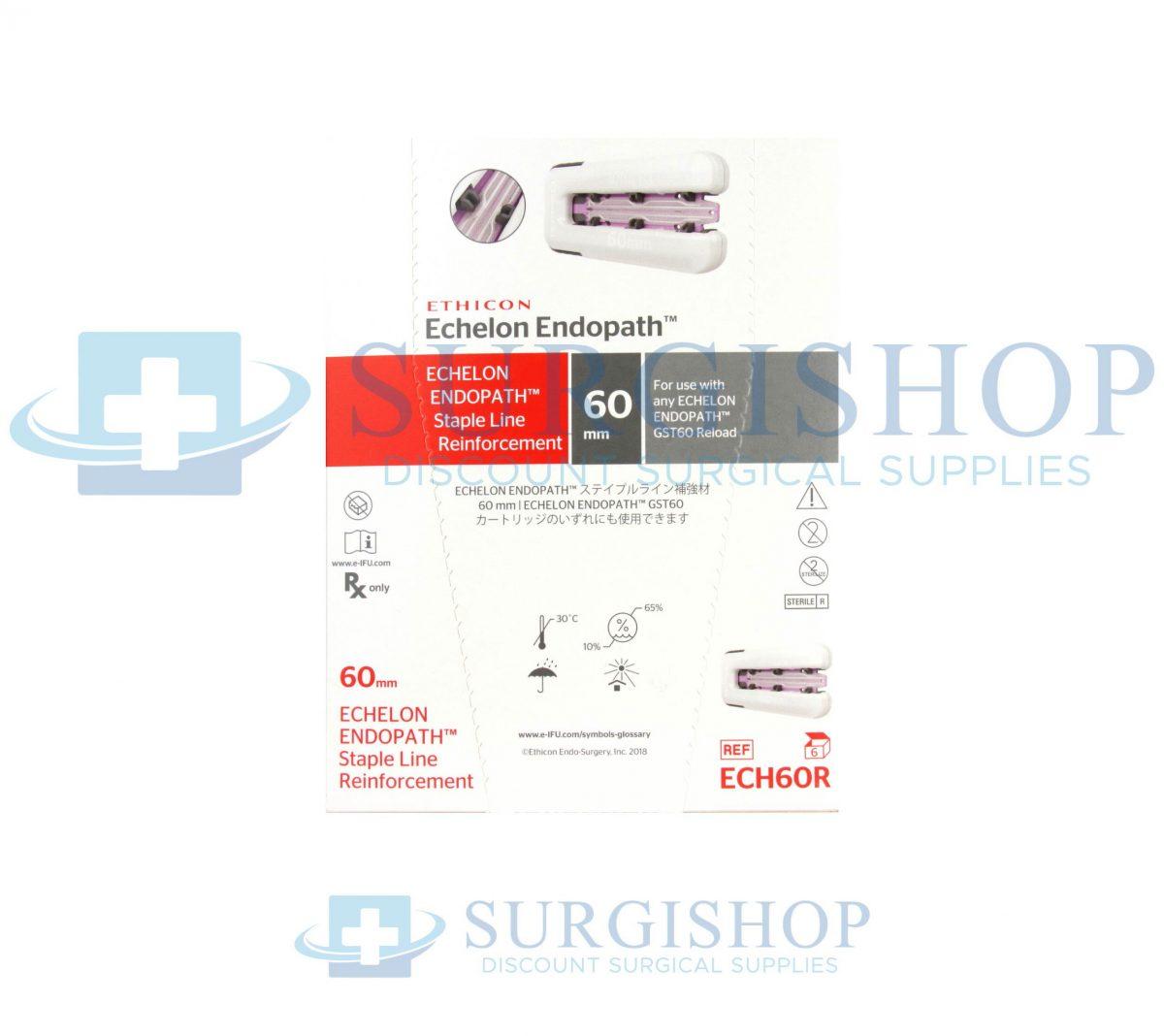 Ethicon Echelon Endopath Staple Line Reinforcement